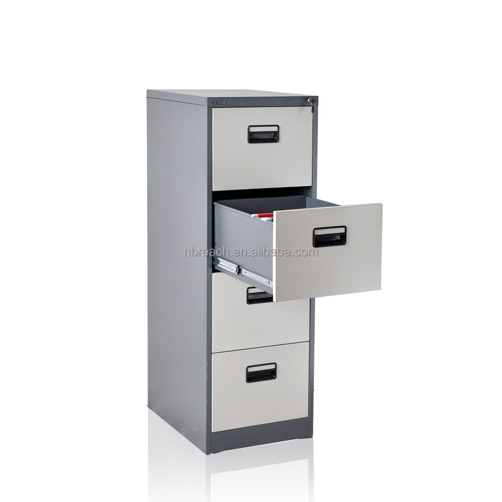 4 Drawer Vertical Filing <strong>Cabinet</strong>/Steel <strong>Cabinet</strong>/Office Furniture