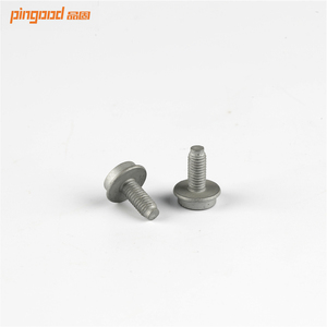 OEM cheese head socket flange screw carbon steel machine screw