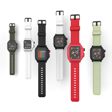 Impermeabile di Apple watch band per 40 millimetri 44 millimetri Immersioni cinturino in silicone di serie 4