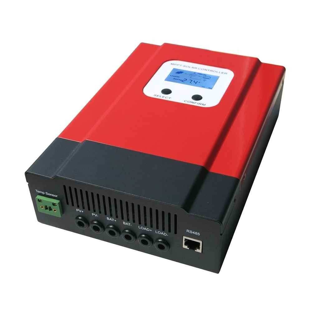Minzhi MPPT Solar Panel Charging Controller for Esmart3 MPPT Solar Charge Controller Battery Regulator Smart Identification