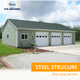 Buy Prefab Garage House Kit South Africa Pole Prefab Metal Barn Garage Building Home Kits