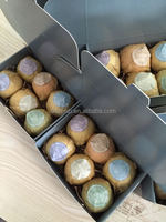 Bath Bombs Gift Set -6 Pack of Assorted Spa Bath Fizzies with Organic & Natural Ingredients