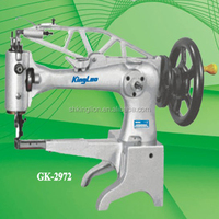 GK-2972 High quality shoe repair mending sewing machine
