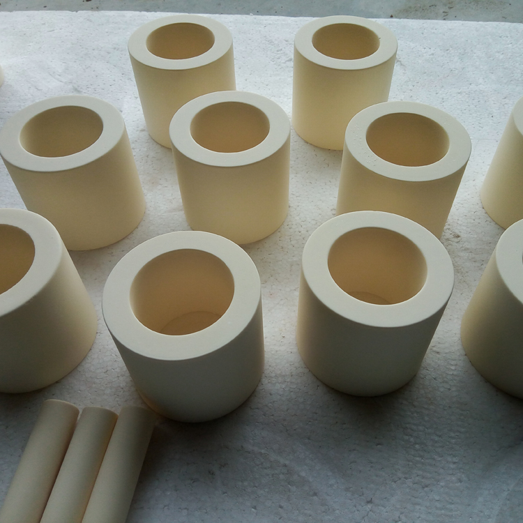 Industrial ceramic duct made by xinxiang dachang