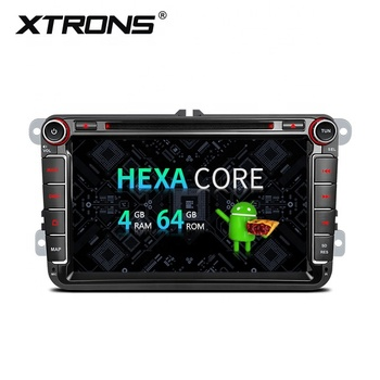 XTRONS 2 din Android 9 0 car DVD player with 4K/HDMI/DAB/OBD2 for VW passat  b6/yeti/seat, car stereo, View car DVD player, XTRONS Product Details from