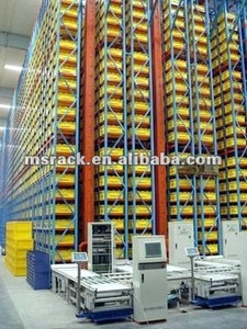 Automated storage system,storage racking systems,
