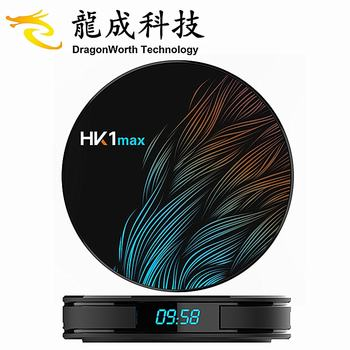 Chinese factory HK1MAX RK3328 tv box android 90 2gb iptv france tv box android 9.0 2gb with best quality