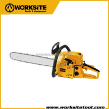 Industrial 52cc Gasoline Electric Chainsaw