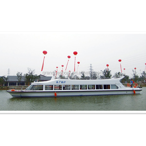 120seats FRP Fast Passenger Boat/Crew Boat/ Ferry Boat for sale.