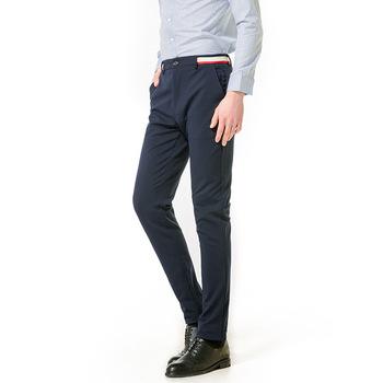 a1e32564eb Hombres traje pantalones chaqueta Pantalones Slim Fit Stretch Casual boda  Formal desgaste PARTIDO DE NEGOCIOS estiramiento