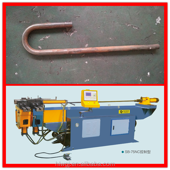 manufacturer sell hydraulic manual aluminum square tube bender