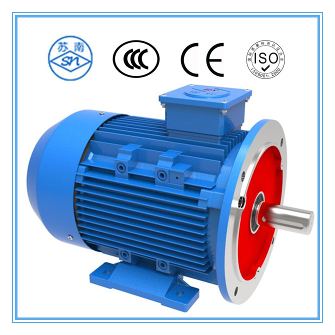 4kW 3000rpm ac motor electric 65kw mill