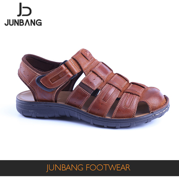 096cd7cc71a Chinese Wholesale Men Summer genuine leather Sandals in high quality