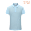 nice new model design OEM man polo tshirt