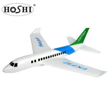 HOSHI FX-737 480mm Spannweite Hand Werfen Segelflugzeug Fixed Wing RC Racing Flugzeug Outdoor RC Flugzeug <span class=keywords><strong>DIY</strong></span> Drone Kinder Spielzeug