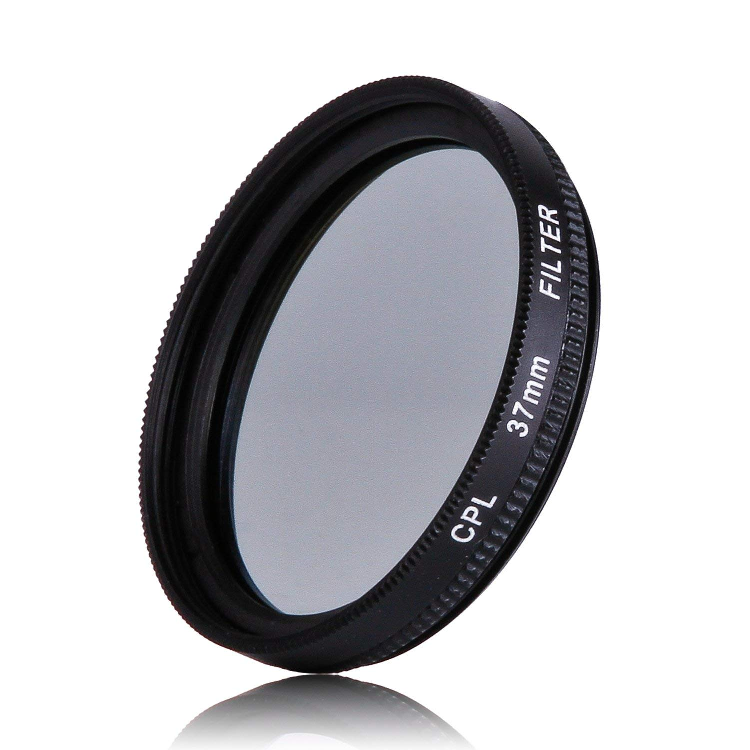 30mm Lens to 37mm UV CPL Filter Accessory Kiwifotos SU 30-37mm Step-Up Metal Adapter Ring