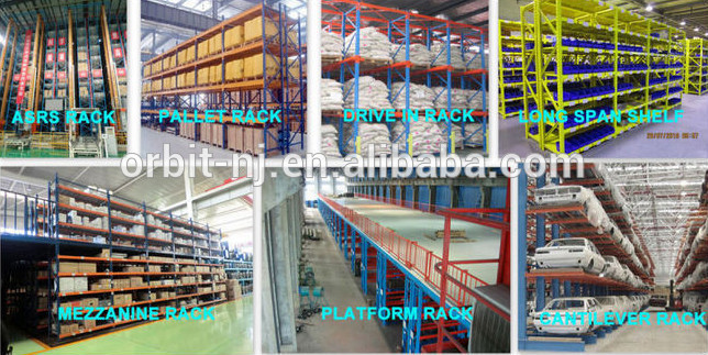Warehouse Rack System Heavy Duty Pallet Racks Automatic Radio Shuttle Rack Runner Car Stack Racking