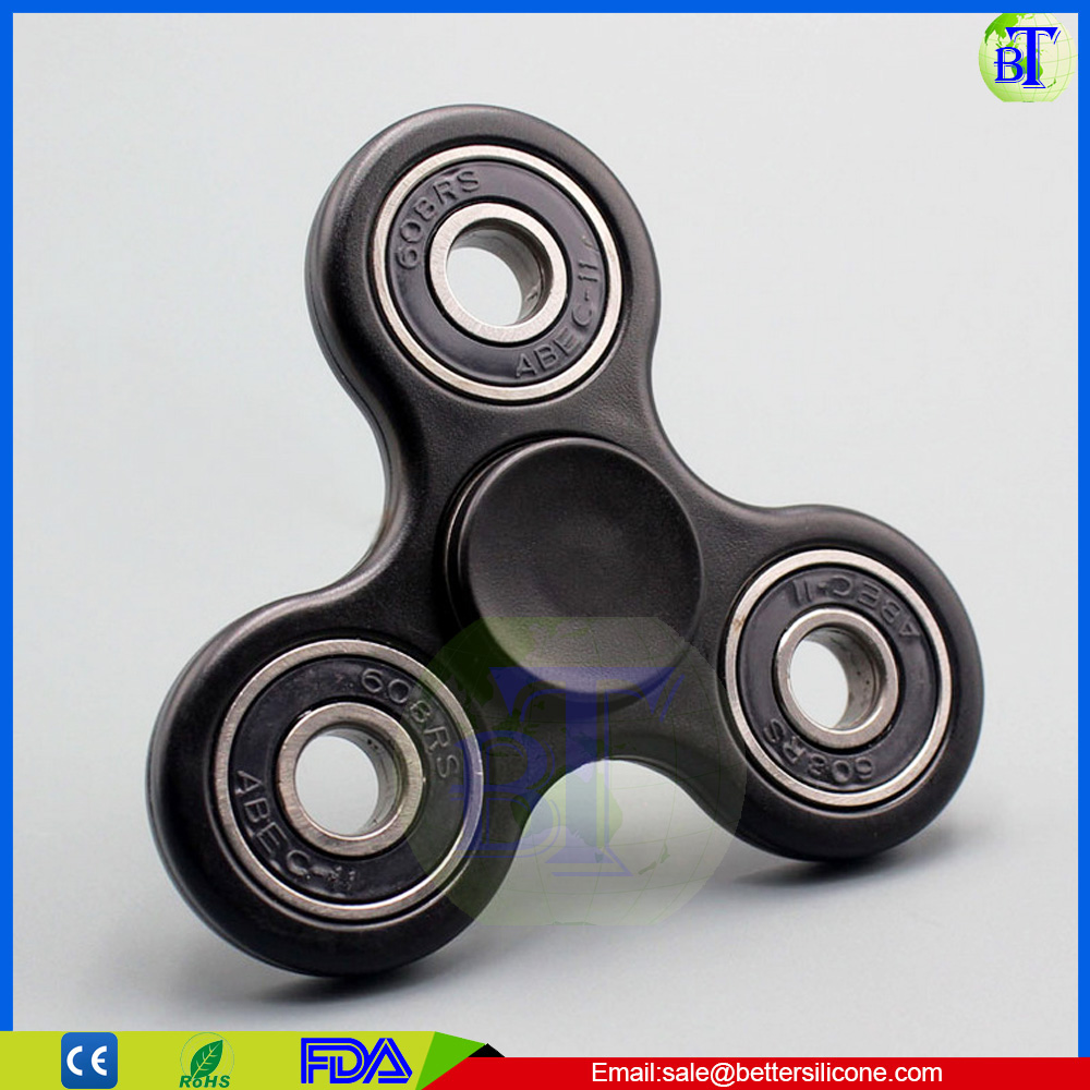 New Fidget Spinner Toy Anti Stress wholesale Hand plastic fidget Spinner for games