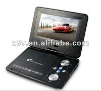 SQNY portable dvd player 9 inch(DA-789)