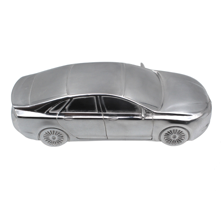 Factory Price Custom Aluminum Alloy Die Casting Mini Metal Toy Car
