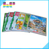 Quality textbooks printing,sticker book printing,softback childrens book printing