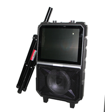 14 Inch DJ Sound Box Professional Loudspeaker In Speaker Outdoor Concrete Sound System