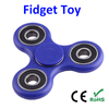 CE RoHS Approved Anti Stress Reliever ABS Hand Spinner Toys