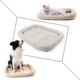 Amazon Best Selling Products Luxury Fleece Pet Supplies Mat Pad Cat Dog Bed for Winter