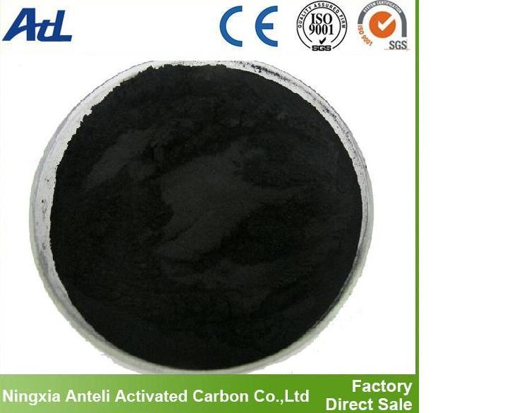 wood or coal Activated Charcoal Powder for Absorption