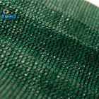 HDPE agriculture ginseng garden dark green forest knitted roll packing 95% shade rate sun shade cloth net