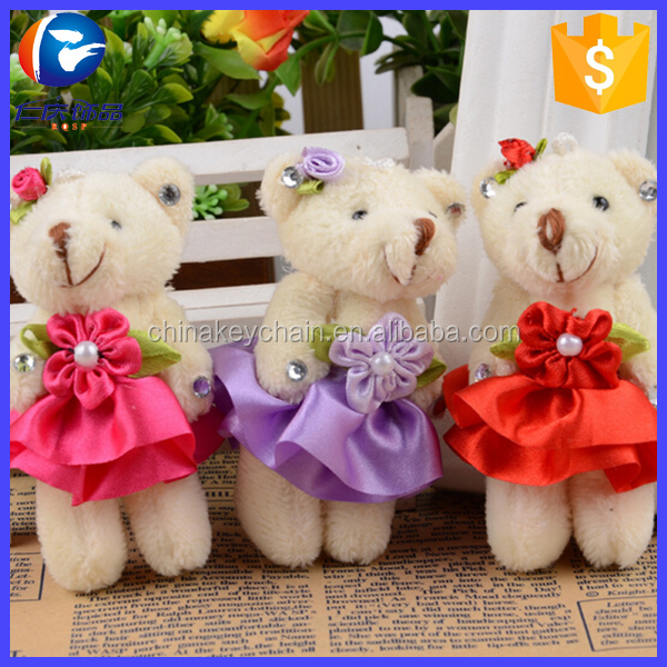 Custom Plush Bear Dolls