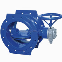 Ductile Iron Water Butterfly Valves