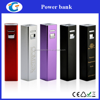 Corporate gifts universal metal case mobile phone power bank