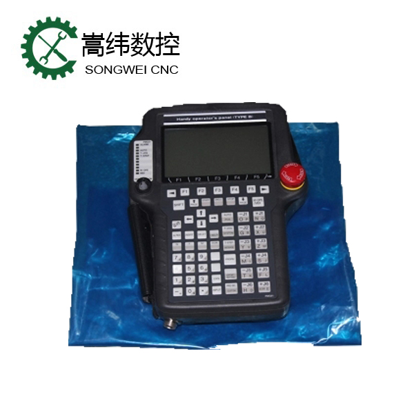 100% new fanuc teach pendant A02B-0211-C050#R for milling cnc machinery  with high quality