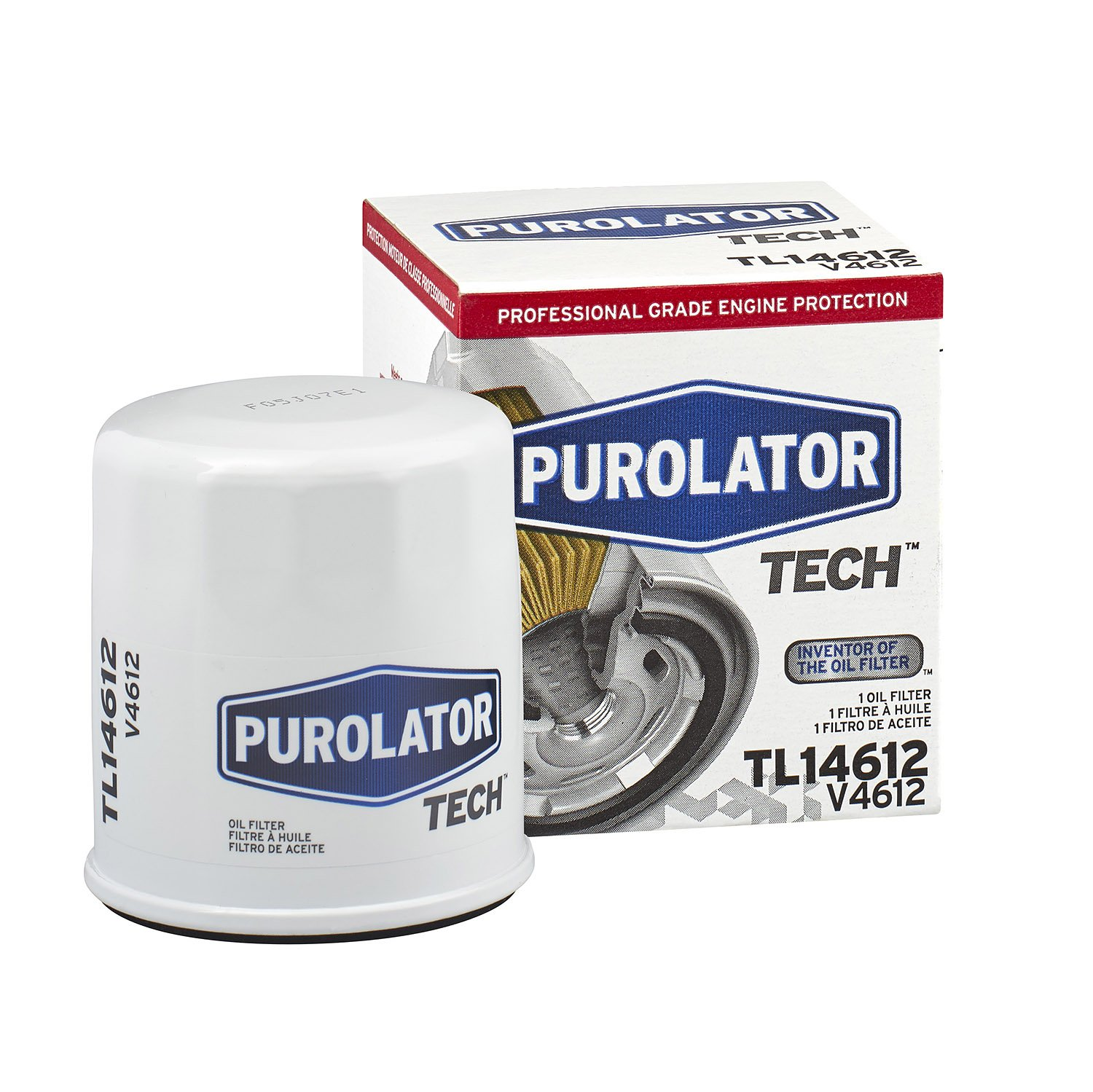 Cheap Purolator Freight Find Deals On Line At Fuel Filters Get Quotations Tl14612 Oil Filter 1 Pack
