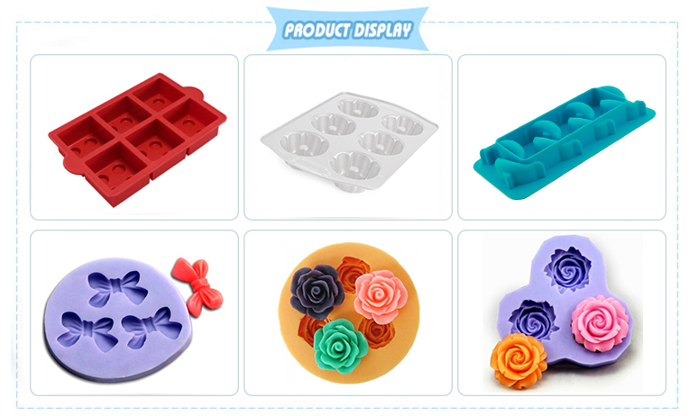 2020 New Style New Arrival Cake Decorations Letter And Numbers Silicone Mold