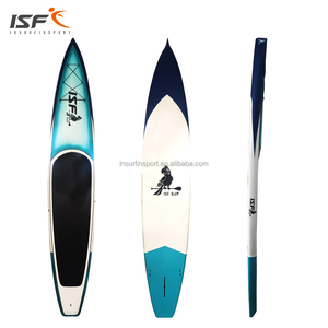 High Quality Lightweight Fiberglass Standup Paddle Board Epoxy EPS foam SUP Paddle Board