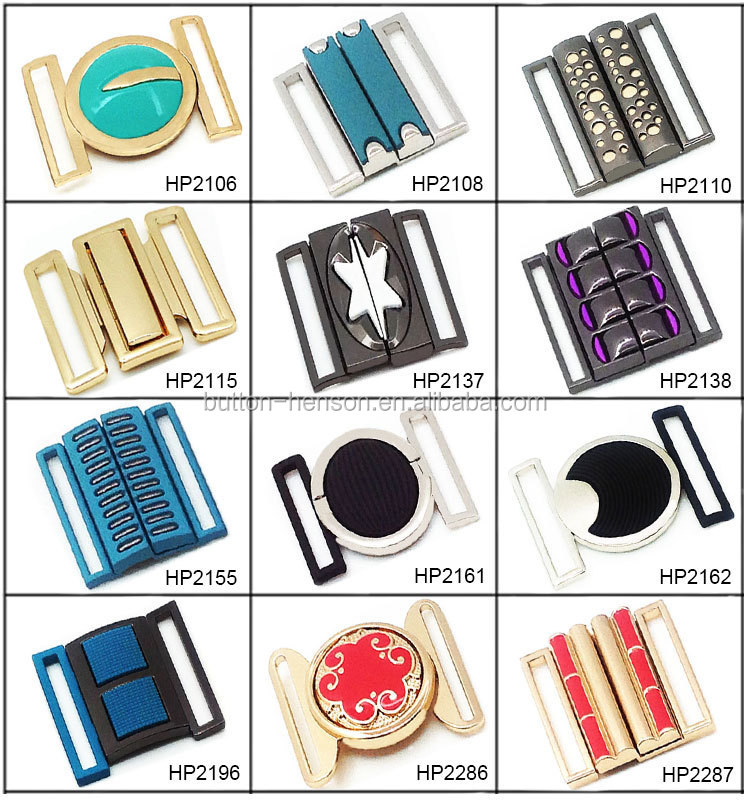 Wholesale cheap price custom metal belt buckle for elastic waist belt