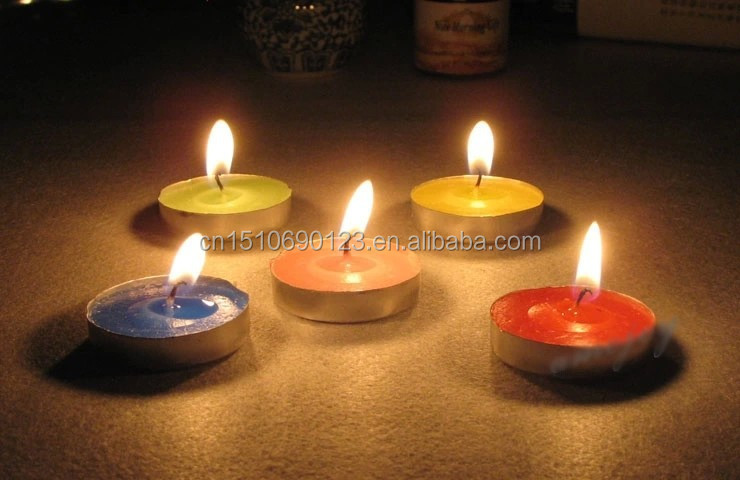 creative aromatic candle romantic tealight candle for wedding