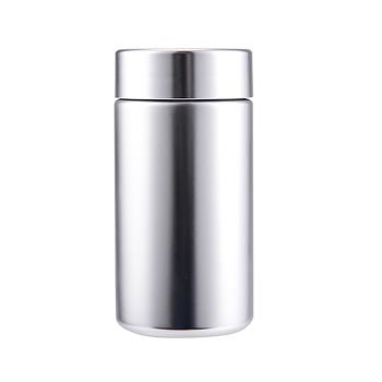 US Warehouse In Stock Plastic Container With Screw Lid Medicine Bottle Lotion Bottle Design Plastic Bottle Powder Packaging