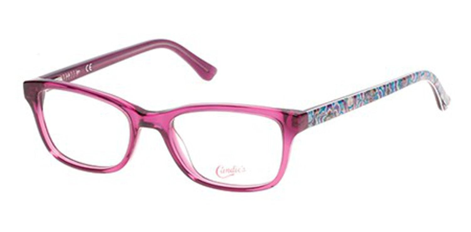 f660ebc9dc Get Quotations · Eyeglasses Candies CA 0504 080 lilac other