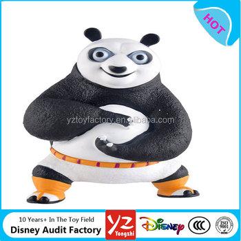 Hot Selling Qversion Chinese Kungfu Panda Pvc Toys - Buy Kungfu
