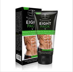 Aichun 3 Days Eight Pack Fat Burning Muscles Belly Body Stomach Slimming Cream weight loss cream