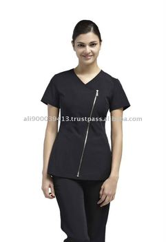 Uniform for spa and beauty salons yaejw0022 buy spa for Spa uniform alibaba