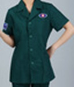 OEM Service Unisex Poplin Doctor Scrub Uniform Custom Hospital Medical Scrub Uniform