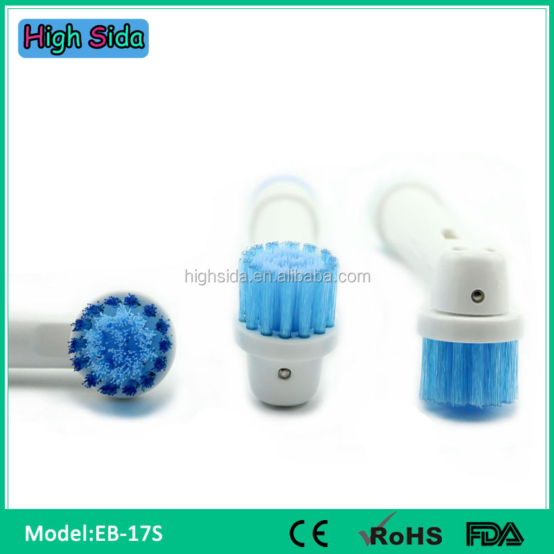 High Quality EB17S Toothbrush Head Replacement Head For Oral B