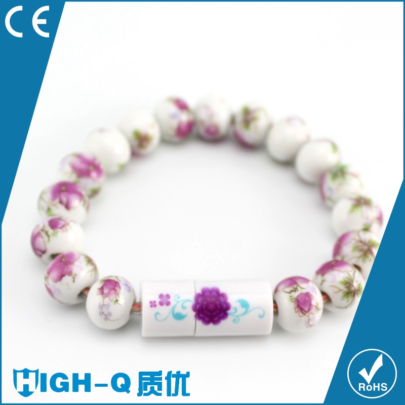 new style For Samsung Bracelet Usb data Cable with diamond, usb charging cable for mobile phone