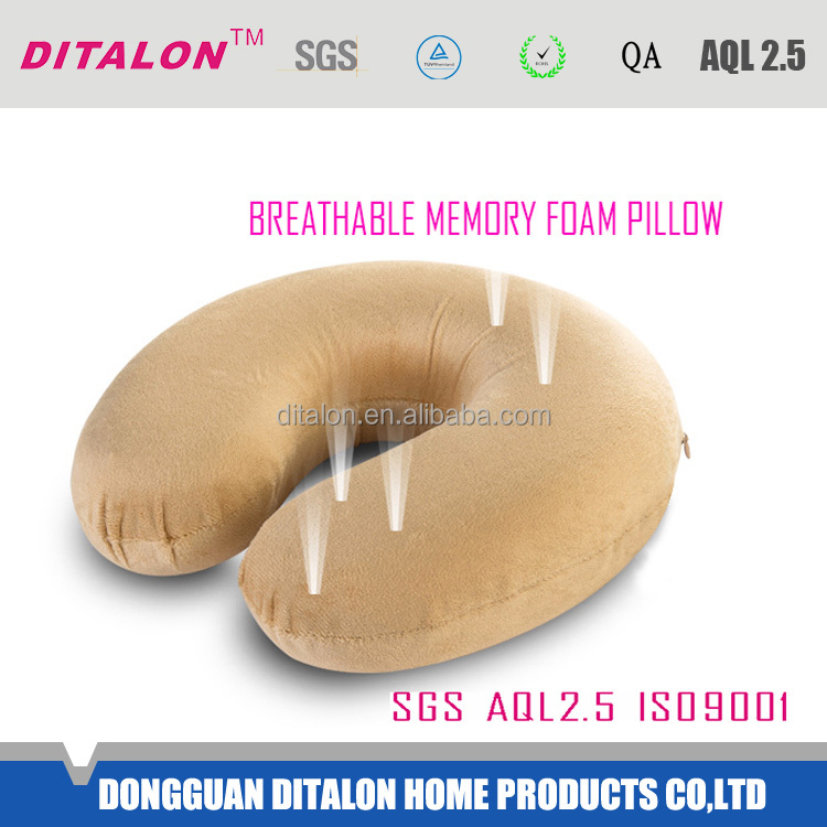 Hot china products wholesale airplane neck pillows my orders with alibaba