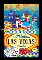 las vegas playing cards