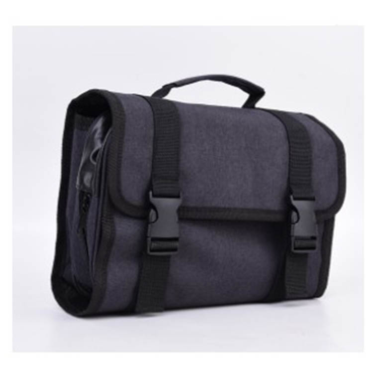 Foldable cosmetic bag , make up travel bag